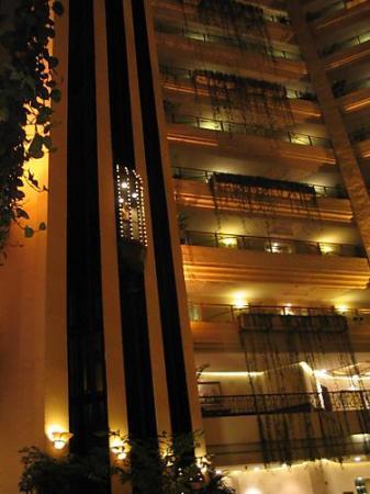 Grand Tikal Futura Hotel: inside the hotel tikal futura