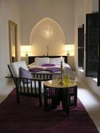 Riad Hayane: Room Jahid of Riad Ksiba