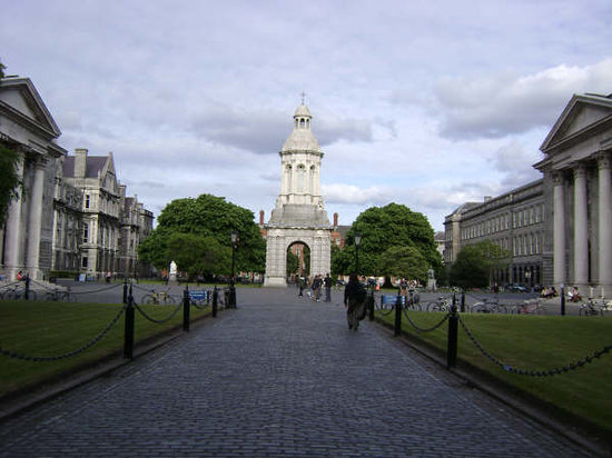 3jours à Dublin