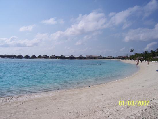 Cinnamon Dhonveli Maldives: The Beach
