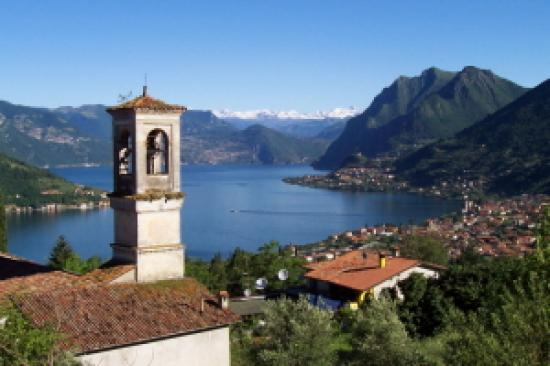 Lago d'Iseo : The great undiscovered lake