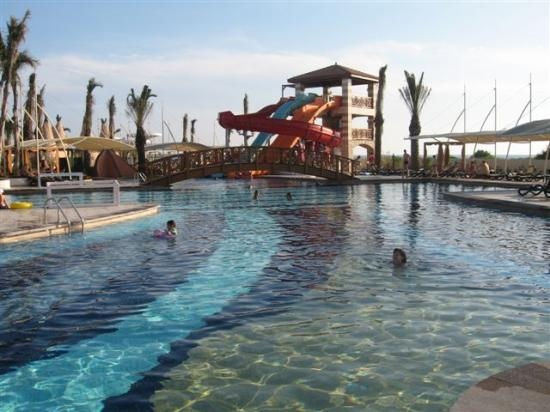 Crystal Family Resort & Spa: it was very enjoyable