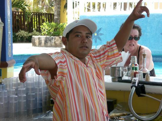 El mejor coktelero de Mexico