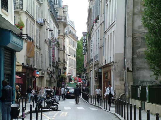 Cafes In Paris Tx