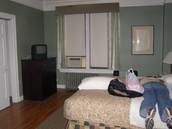 Master Bedroom Foto Di Best Western Plus Hospitality House New York City Tripadvisor