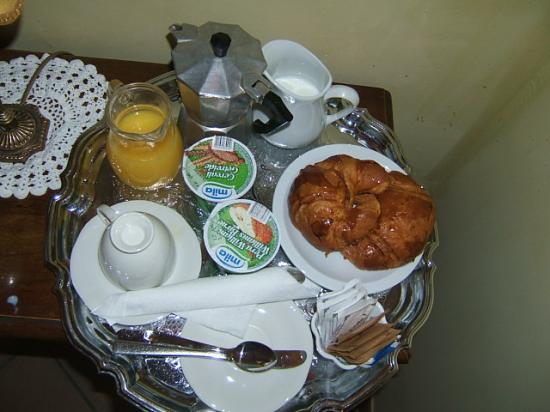 Casa Di Barbano: breakfast
