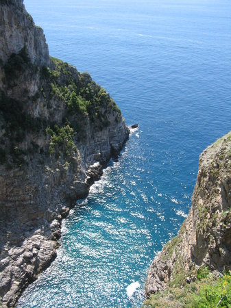 Praiano, Italia: marina Praia