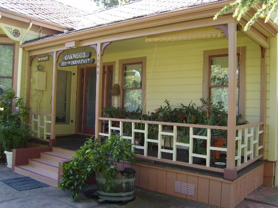 Photo of Oakwood Bed & Breakfast Calistoga
