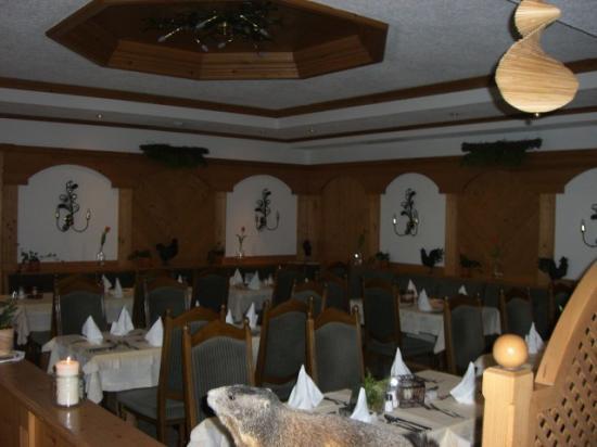 Hotel Stadt Wien: second dining room