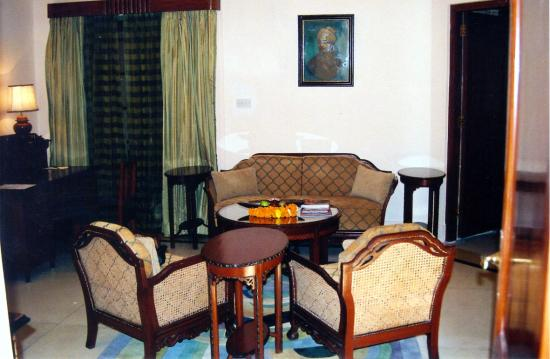 Umaid Bhawan Palace Jodhpur: Room 254 - Sitting Room