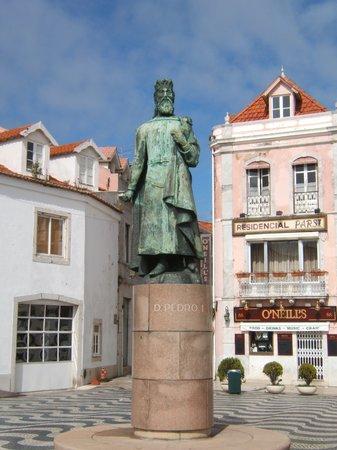 Cascais, Portugal: D. Pedro I