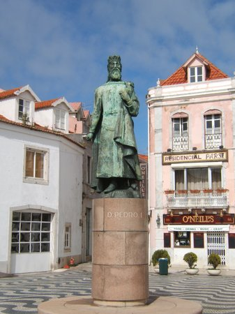 Cascais, البرتغال: D. Pedro I