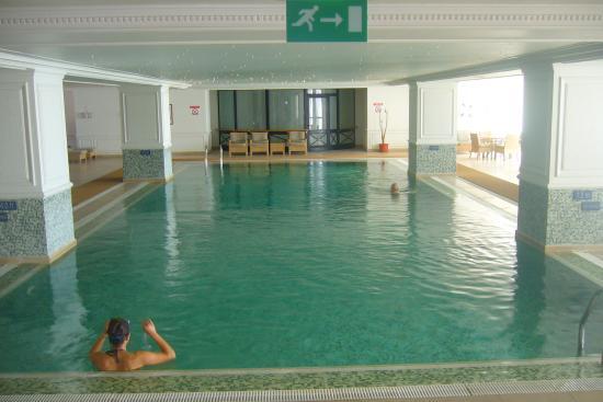 Sheraton Amman Al Nabil Hotel: amman sheraton - indoor pool