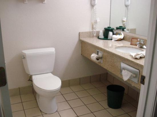 La Quinta Inn & Suites Kerrville: Bathroom