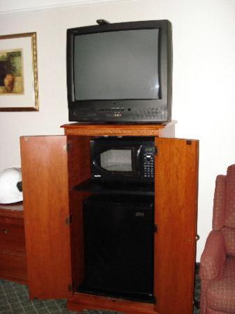 La Quinta Inn & Suites Kerrville: tv/frig/microwave