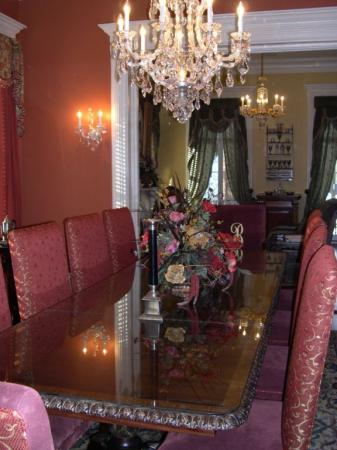 109 West: Main house Dining Room