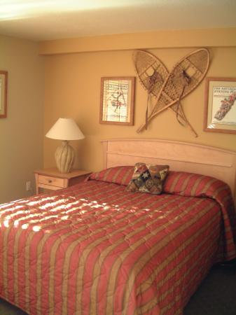 Kingsbury of Tahoe: One of the Bedrooms
