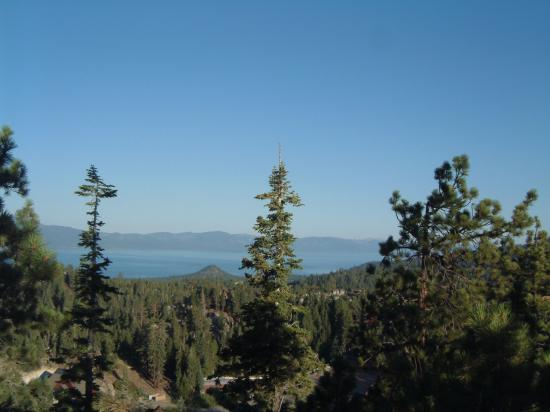 Kingsbury of Tahoe: View from the Kitchen Window down the Carson Valley