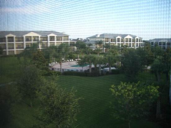 Bahama Bay Resort Orlando by Wyndham Vacation Rentals: Balcony view