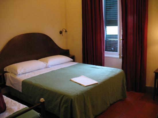 Hotel San Pietrino: Room