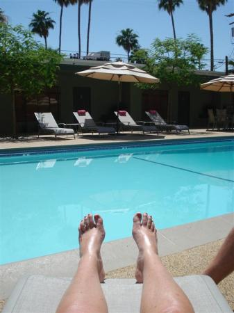 Desert Riviera Hotel: Total Relaxation