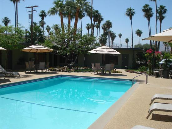 Desert Riviera Hotel: Why leave the pool