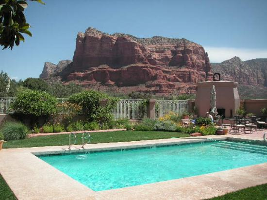 Sedona Bed And Breakfast With Pool
