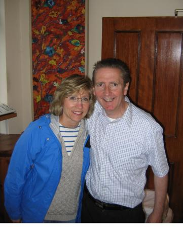 Virginia's Guesthouse Kenmare: Neil is the best