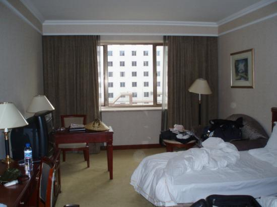 Grand Metropark Hotel: our room