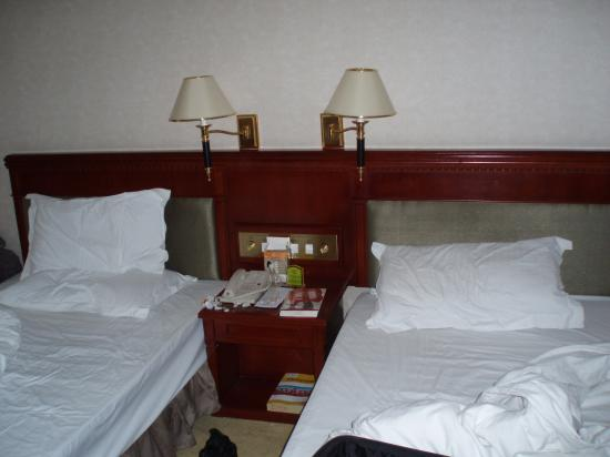 Grand Metropark Hotel: our room again