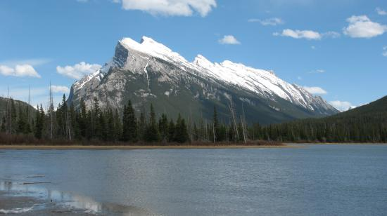 Mount Rundle Overview - Peakware.com