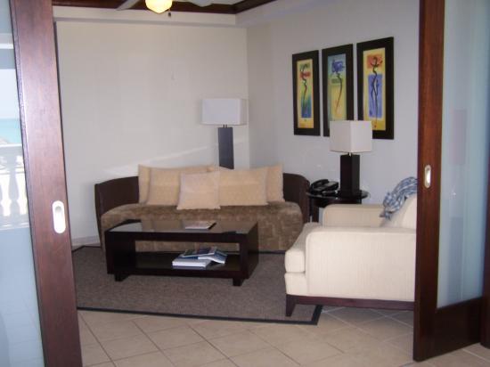Bucuti & Tara Beach Resort Aruba: Living Room