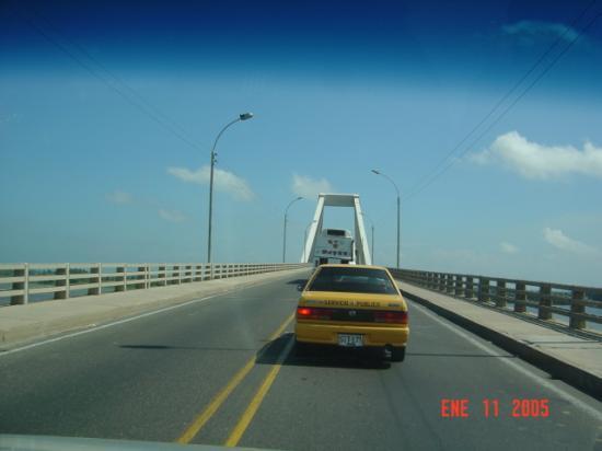 Camino a Santa Marta