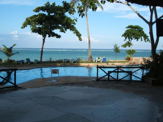 Baobab Beach Resort & Spa: View from Tapa Tapa Bar