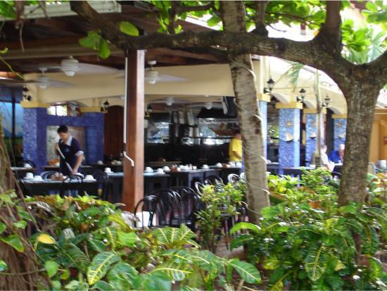 Hotel El Velero: Restaurant