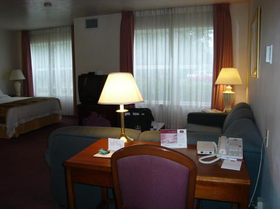 Residence Inn Provo : living room