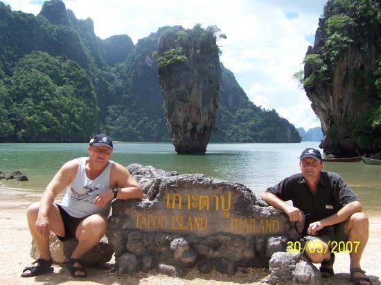 Inn Patong Beach Hotel Phuket: James Bond Island