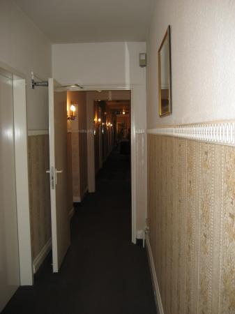 Hotel Bellmoor im Dammtorpalais: Ye Olde Corridor