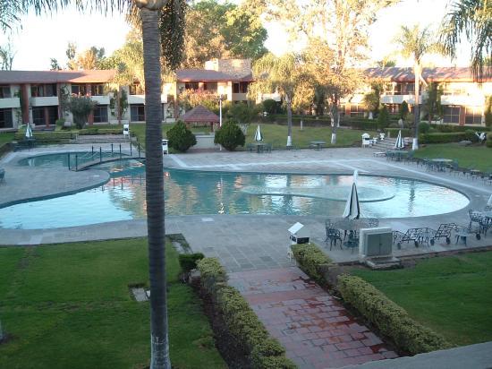 Hotel Las Trojes: Hotel Pool area