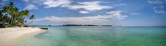 Rangali Island: Sunny Sunday afternoon