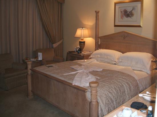 Le Royal Meridien Beach Resort & Spa: Tower Double room