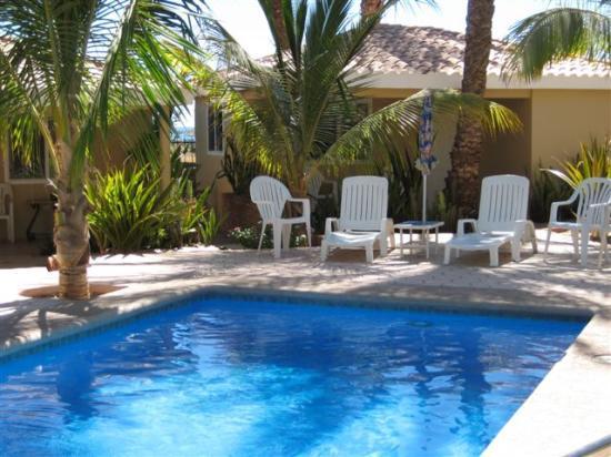 Coco Cabanas Loreto: Poolside