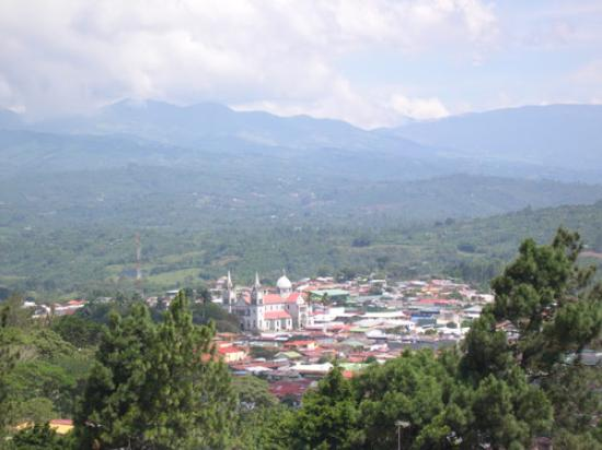 San Ramón, Costa Rica: San Ramon Valley