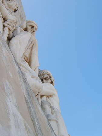 Lissabon, Portugal: Monument to the Discoveries