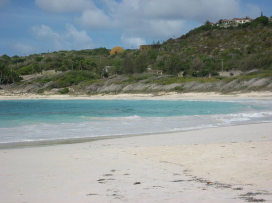 Antigua : Half Moon Bay