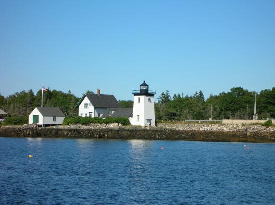 Islesboro, ME: Grindle Point Lighthouse