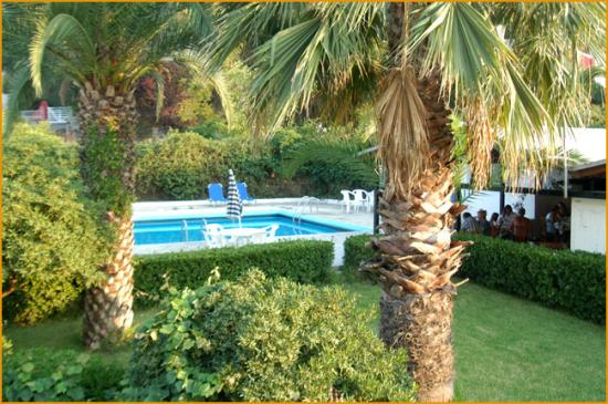Perama, Grecja: Pool Area