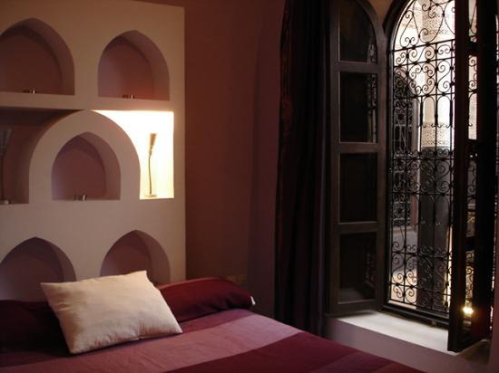 Restaurant La Maison de Marrakech : Notre chambre