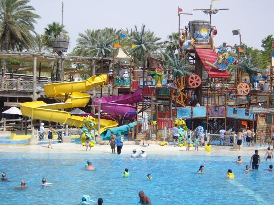 JA Palm Tree Court: Wild Wadi