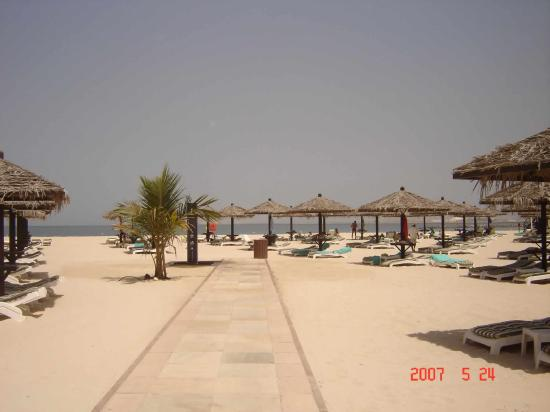 Le Royal Meridien Beach Resort & Spa: Beach